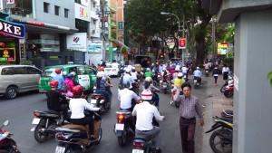 A jsme zpátky v Saigonu