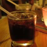 Klasický (bílý) rum s colou. Zajímavá je na něm asi jen cena. cca 30kč, což bylo na turistický ostrov Phu Quoc hodně málo