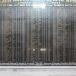 Seznam 504 jmen obětí My Lai masakru