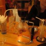 Káva přes sifon