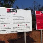 Planina džbánů a informace o zneškodněných UXO