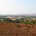 Výhled z planiny džbánů