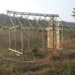 building in progress, kurník bude brzo na světě