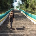 Cesta na stúpu