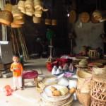 Nádoby na lepkavou rýži (to co visí)