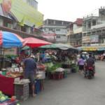 Denní trhy v Chiang Rai