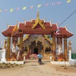 Buddhistický chrám v Mueang Haeng