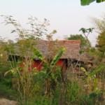 Další chatka na farmě