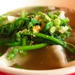 Wonton soup (čína)
