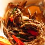 """""""cosi"""" v čínské polévce (bude upřesněno)"""