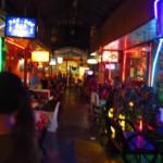 Nejzvrhlejší ulička v Chiang Mai