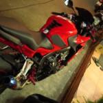 I velký motorky potkáte