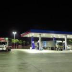 Thajská benzínka
