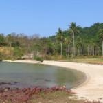 Plážička na rabbit islandu