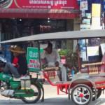 Nejnebezpečnější způsob přepravy v JV Asii